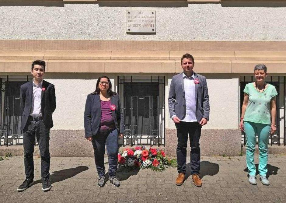 27 Mai 2020 : Journée nationale de la Résistance - Commémoration des martyrs de la Résistance et de la création du Conseil National de la Résistance
