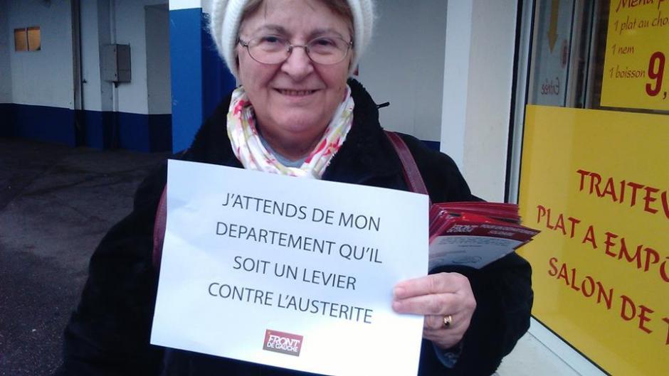 Paroles de candidats bas-rhinois du Front de Gauche
