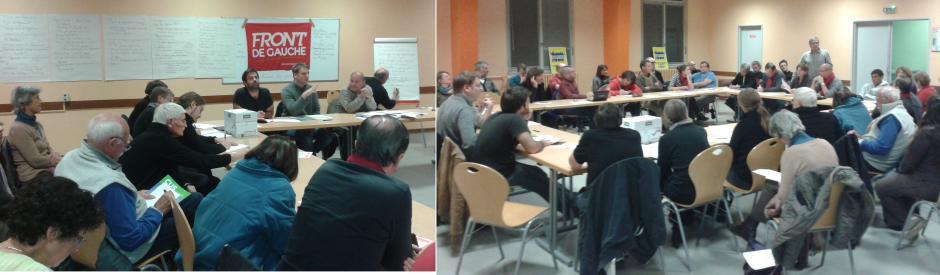 Succès pour le 2ème atelier pour une alternative municipale à Strasbourg : Logement, urbanisme, aménagement du territoire
