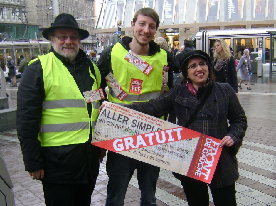 Augmentation du ticket de « secours » de la Compagnie des transports strasbourgeois (CTS) : Les habitants de l'Eurométropole victimes de la double peine