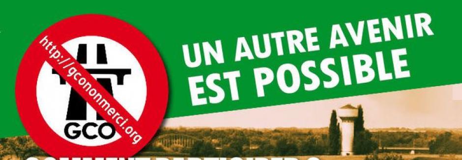 Lettre ouverte du PCF pour un moratoire et une remise à plat du GCO pour des alternatives de mobilités du XXIème siècle