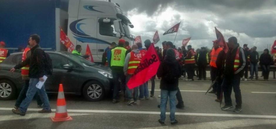 Aux 6 syndicalistes de Haguenau poursuivis en Justice : Solidarité !