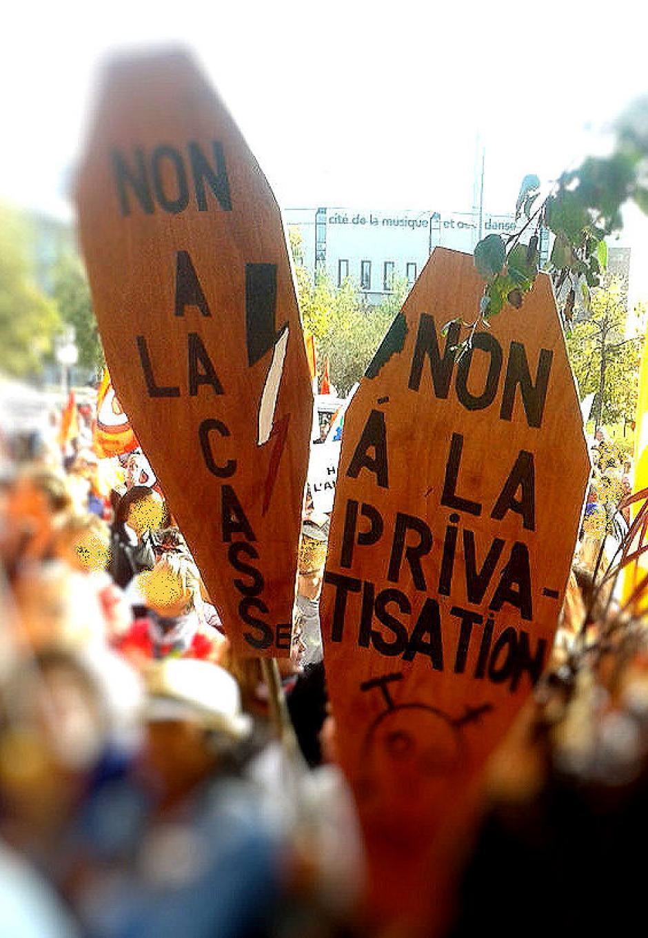 Les agents de la Communauté Urbaine de Strasbourg sont révoltés : ils ont mille fois raison ! D'autres choix politiques sont possibles