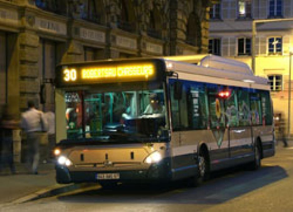Extension des bus de nuit en septembre 2013 : Strasbourg  à deux vitesses ? par Antoine Splet
