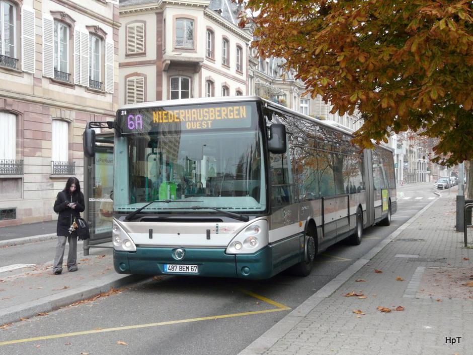 C'est la mauvaise politique de l'Euro-métropole (EMS) qui prive les strasbourgeois-es de transport en commun ce mercredi 21 juin