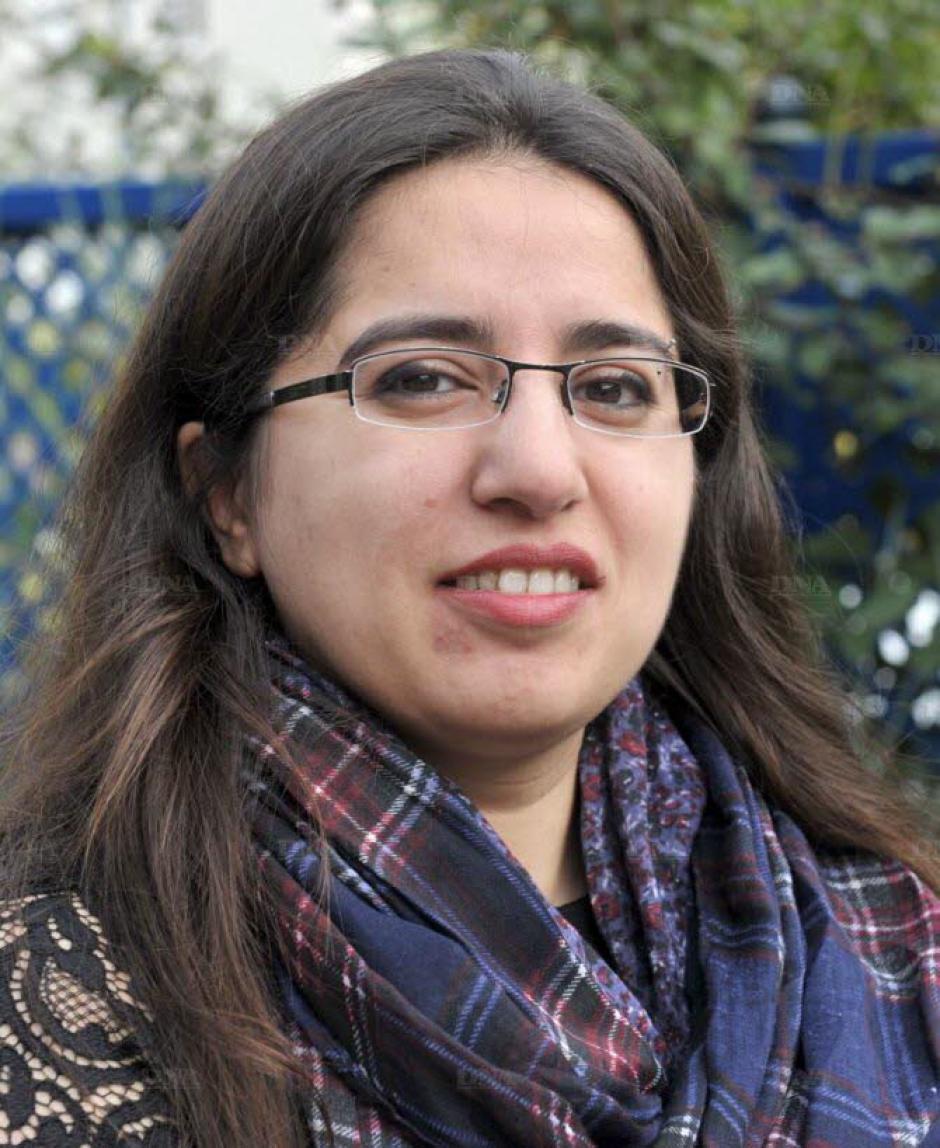 Hülliya Turan devient secrétaire départementale du PCF- article DNA