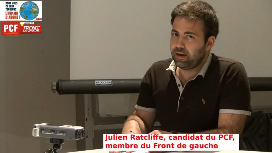 Faisons progresser le régime local d'assurance maladie par Julien Ratcliffe candidat PCF-Front de Gauche