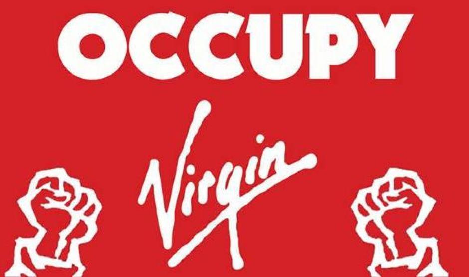 Le Front de Gauche 67 solidaire des virgins