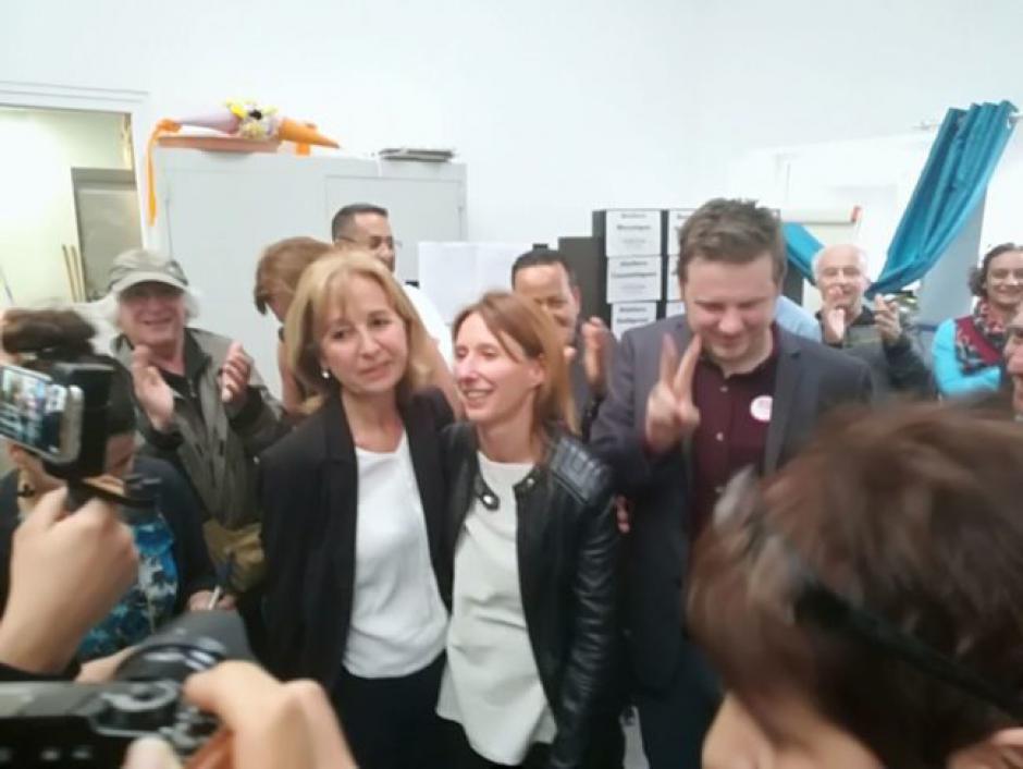 communiqué section Gautier Heumann suite aux élections municipales de Schiltigheim