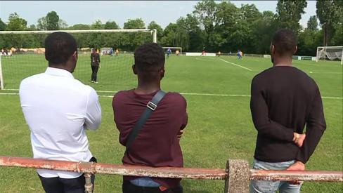 Solidarité avec les 3 joueurs victimes de violences et d'agressions racistes à Mackenheim